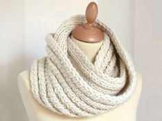Ravelry: Milk Cowl pattern by Bee made Knit Art, Yarn Stash, Loop Scarf, Knitting Patterns, Knit Crochet, Sewing, Shawls, Ravelry, Wraps