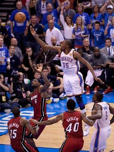 OKC Thunder 105-94 Miami Heat (1-0). THUNDER STRIKES FIRST!