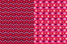 Valentine's Day Patterns by scrapster on Creative Market