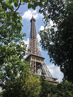 Tour Eiffel in Paris, Île-de-France