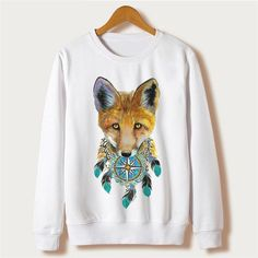 Does this have your name written all over it? Get Animal Print Hood... at http://karmicspirits.com/products/animal-print-hoodies-sweatshirts-fox-print?utm_campaign=social_autopilot&utm_source=pin&utm_medium=pin
