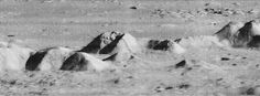 LO-2 central peaks closeup Close Up, Mount Rushmore, Moon, Mountains, Nature, Travel, Voyage, The Moon, Viajes