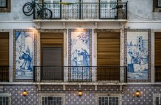 Lisboa art by Vladimir Popov / Uhaiun on 500px