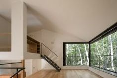 Tiered Lodge, Tochigi Prefecture / Japan by Naoi Architecture & Design Office