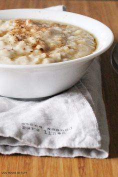 Penne im Topf: Basic Porridge - einfach und schnell