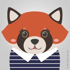 Rachel Red Panda