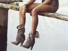 Isabel Marrant boots//