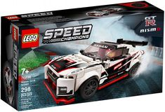 Best Lego Speed Champions Sets Of 2019 @ Top Speed – Sportwagen Chapter 1 – Super Autos Nissan Gt R, Nissan 370z, Toy Model Cars, Model Cars Building, Model Cars Kits, Lego Building, Arma Nerf, Legos, Lego Wheels