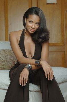 She's a keeper: Rochelle Aytes