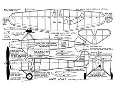 Comte AC-12E - plan thumbnail