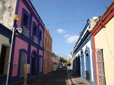 Villahermosa en México