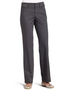 Dockers Women's Petite Metro Trouser Pant           ($34.99) http://www.amazon.com/exec/obidos/ASIN/B003XDTOIK/hpb2-20/ASIN/B003XDTOIK An 8p would have been too small in the waist. - I ordered it a size taller than usual (14 instead of 12) and it was still far too small. - Good quality, the size fits perfectly and the fabric quality is very good.