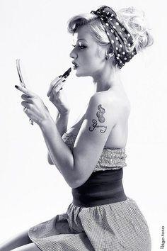 tattoo rockabilly - Cerca con Google