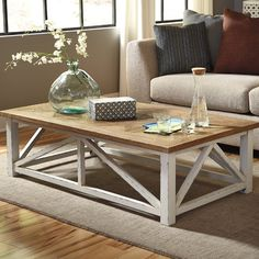 Signature Design by Ashley Marshone Coffee Table