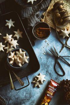Škoricovo Mandľové Hviezdičky – Stvory z kuchyne