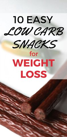Looking for easy, healthy low carb snacks on the go for work or at home? Here are 10 best snacks that are high protein and low carb for weight loss. Includes recipes and tips to make ahead for fast prep. Great for kids to eat as either desserts or snacks too!