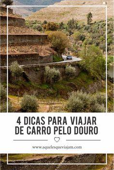 Explore o melhor do Douro de ponta a ponta de carro #portugal #douro
