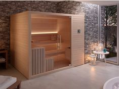 Sauna MOOD - Jacuzzi Europe