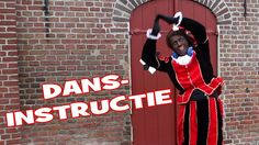 Dans instructie van De Sint Shake - Party Piet Pablo
