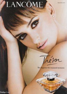Press Advert - Trésor by LANCOME - Parfumerie et parapharmacie - Parfumeries - Lancome