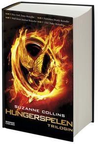 http://www.adlibris.com/se/product.aspx?isbn=9163873524   Titel: Hungerspelen : trilogin - Författare: Suzanne Collins - ISBN: 9163873524 - Pris: 95 kr