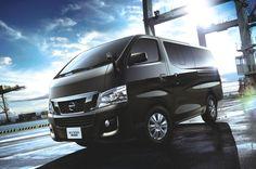 #Nissan #Urvan 2013