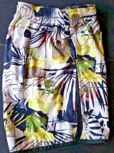 c1733ddc5d Nike Bathing Suit Swim Trunks Red Black Mesh Lined Board Shorts Mens Size XL  53474708279   eBay