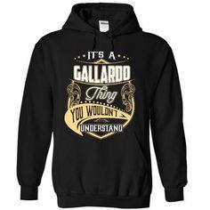 GALLARDO - #blusas shirt #tshirt bag. BEST BUY => https://www.sunfrog.com/Names/GALLARDO-3169-Black-Hoodie.html?68278