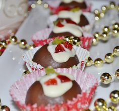 ... chute a vône mojej kuchyne...: Marcipanove bonbony