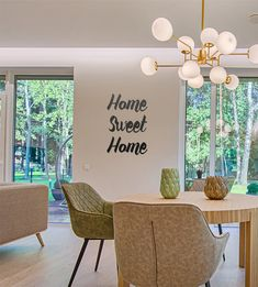 Have this wall art read ANYTHING you want Your slog Laser Cutting Machine, Acrylic Material, Wall Signs, Create Your Own, Sweet Home, Dining Room, Lettering, Design, Home Decor