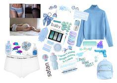 """~|baby boy|~"" by hitsuji-boi ❤ liked on Polyvore featuring Calvin Klein Underwear, Skagen, Valfré, Bobbi Brown Cosmetics, L. Erickson, STELLA McCARTNEY, Accessorize, Genuine Joe, Johnson's Baby and Disney"