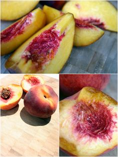 3 Easy Peach Facial Mask Recipes~ 1.) Peach Hydration Mask:  ½ ripe peach,  1 tbsp honey (for sensitive skins, or those w/allergies to honey–substitute honey w/plain yogurt!),  1 tbsp oatmeal  ~2.) Firming Peach Mask:  ½ ripe peach-peeled  1 egg white  ~3.) Exfoliating Peach and Pineapple Mask:  ½ ripe organic peach-peeled,  2 large pieces of pineapple,  1 tbsp raw organic honey