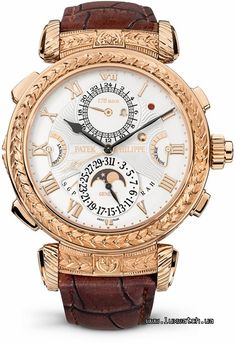 Patek Philippe » 175th Commemorative Watches » 5175 Grandmaster Chime » 5175R-001
