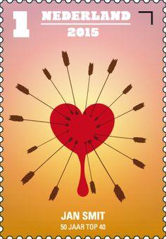 Jan Smit - Cupido  http://collectclub.postnl.nl/50-jaar-nederlandse-top-40-postzegelvel.html