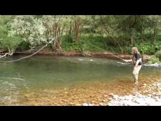 ▶ Tenkara casting technique - YouTube