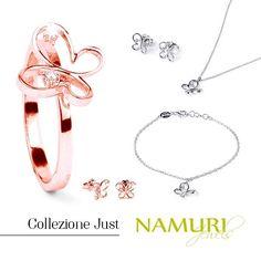 Namuri Jewels - Il gioiello perfetto per ogni Momento della tua vita! Scopri le collezioni su https://destefanogioielleria.itcportale.it