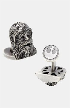 Ravi Ratan Star Wars™ - Chewbacca Cuff Links available at #Nordstrom