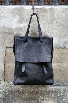 Individual Sentiments S/S 2014 Bags | StyleZeitgeist Magazine