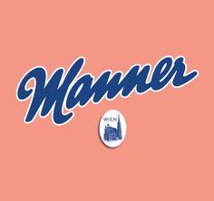 Manner, favorite chocolate shop in Vienna!