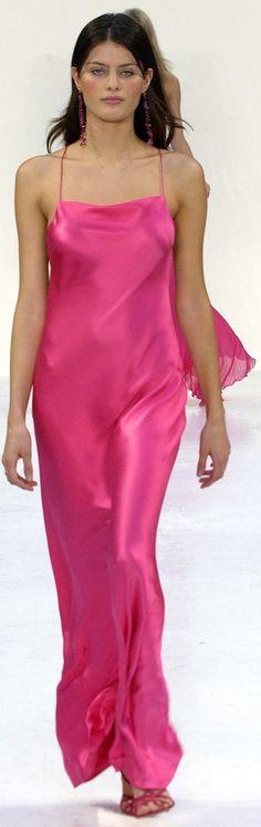 Ralph Lauren spring 2004.