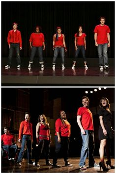 Don't Stop Believing Season 1 and Season 4