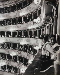La Scala, Milan, 1932