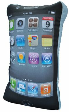 New York Gift Iphone Cushion: Amazon.co.uk: Toys & Games