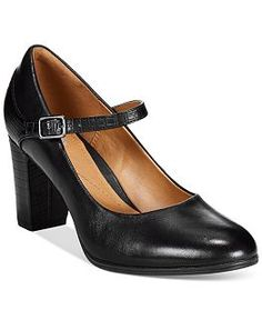 innovative design 157e6 847de Giani Bernini Vineza Mary Jane Pumps - Comfort - Shoes - Macy s Bekväma Skor,  Boots