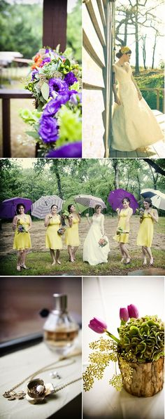 Vintage Wedding by Significant Events of Texas & The Urban Blossom
