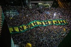 In The News Today: What's Next For Brazil?