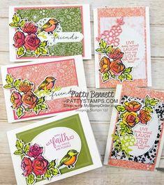 Stampin' Up! petal palette