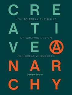 Creatives are taught the rules of design by mentors and professors. We are told what to do and how to do it. Follow the rules and color within the lines, they say. Only use two fonts on a page and don