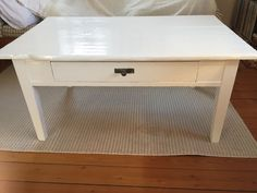 Sofabord, Fransk Vin