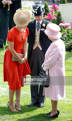 Day 2 of Royal Ascot on June 15, 2016